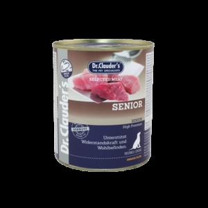 Dr. Clauder`s High Premium Selected Meat Mesna Konzerva Senior