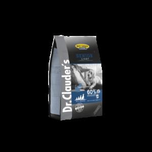 Dr. Clauder`s Super Premium Senior Light – Hrana za starije pse 4 kg